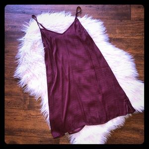 Kendall and Kylie slip dress